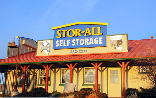 Self storage Stor-All Nevada