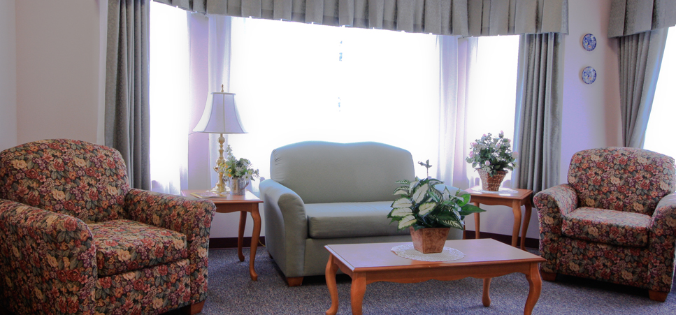 Beautiful dining room at our retirement community in Olympia, WA 98501