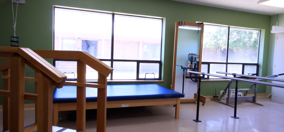 Regency Hermiston Nursing & Rehabilitation Center features a state of the art therapy room