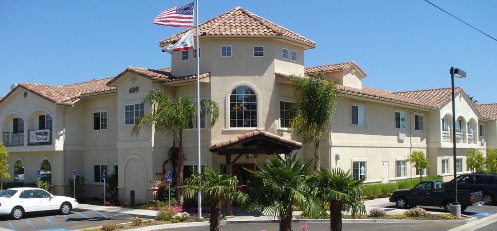 Well designed senior living center in Fallbrook, CA 92028