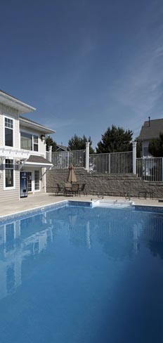 Our Milwaukee two bedroom apartments feature an attractive pool and sundeck