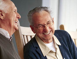 Senior friends Barrington Terrace of Ft. Myers - Assisted Living