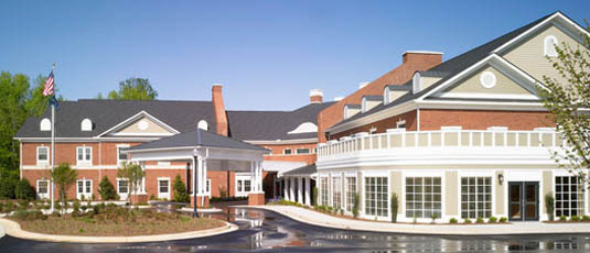 Senior community Arbor Terrace at Crabapple Assisted Living