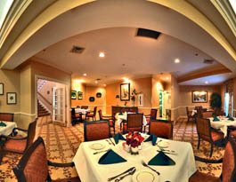 Fine dining Arbor Terrace of Asheville - Assisted Living
