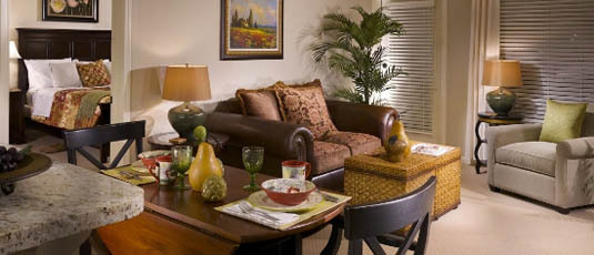 Spacious apartments The Solana at Cinco Ranch - Senior Living