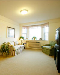 Royal Oak senior living floor plans