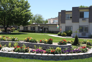 Heatherwood Retirement Community Neighborhood