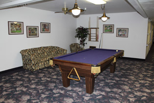 Amenities at Junction City Retirement & Assisted Living