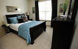 You'll sleep well every night you live at The Townhomes at Chapel Watch Village