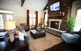 Hang out in the clubhouse and enjoy all of the amenities Cosgrove Hill has to offer
