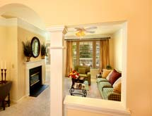 Luxury apartments in Huntersville