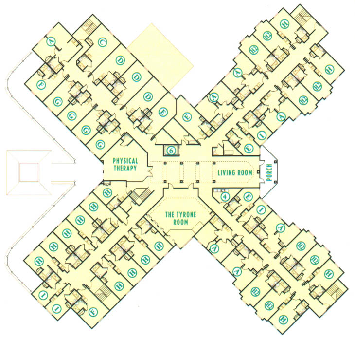 Arbor Oaks Apartments: St. Petersburg Senior Apartments Floor Plans