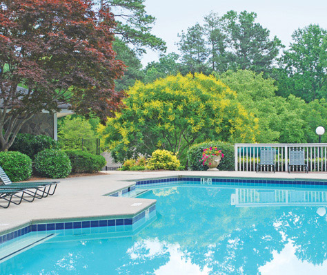 Morgan's Landing has apartments in Sandy Springs with great amenities.