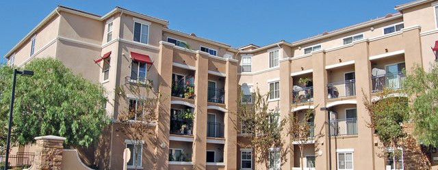 Garden grove senior apartments available