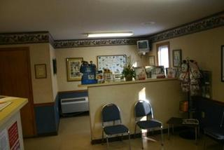Reception area 2