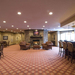 Colorful lounge area featured at Kansas City senior living community