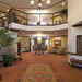 Welcoming entry at Armour Oaks Senior Living Community