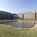 Well landscaped grounds featured at senior living community in Kansas City, MO