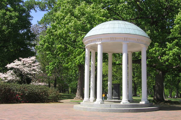 Gazebo in chapel hill
