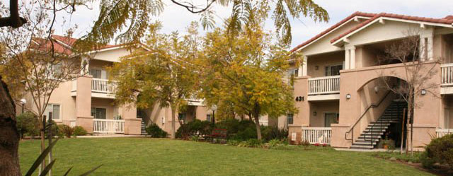Simi valley ca senior apartments are available for rent.