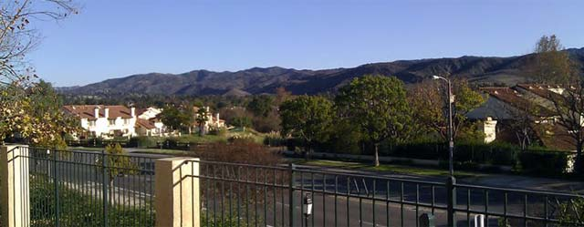 Simi valley senior apartments with a view