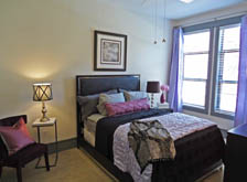 Corporate and furnished apartments are available in Chapel Hill