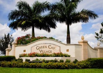 Green Cay Village Community Features