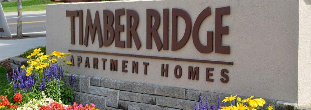 Welcome home to timber ridge