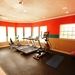 High endurance fitness amenity