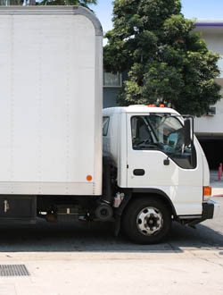 Lock It Up offers truck rentals at their self storage locations
