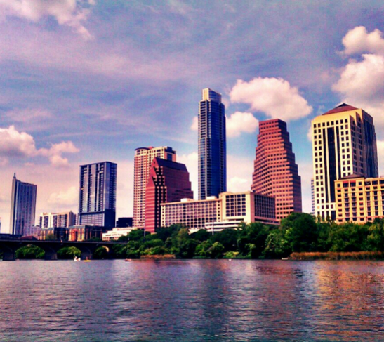 Minutes from downtown austin
