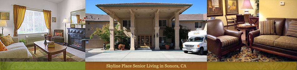 Skyline Place Senior Living in Sonora