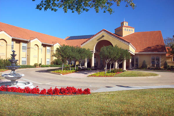 Senior living in tyler tx at Park Place