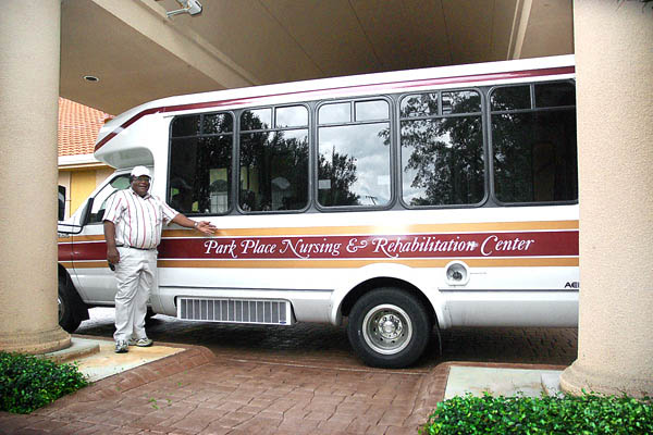 Tyler tx senior living transportation
