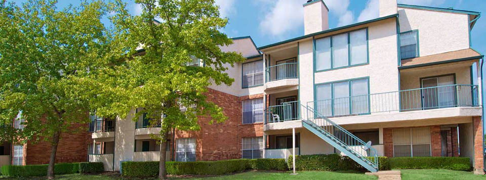 Apartments in Dallas are well-kept and beautifully maintained