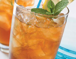 Arbor terrace of athens iced tea