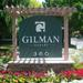 Gilman square marquis sign