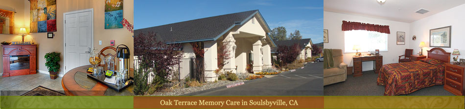 Oak Terrace Memory Care in Soulsbyville