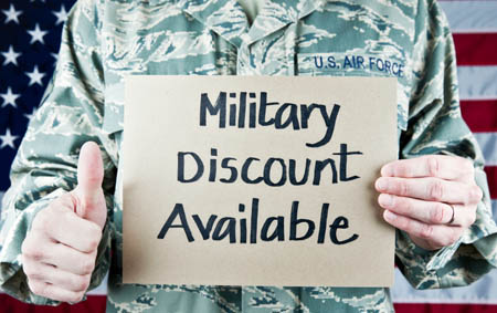 Stor Eze Co. has a military discount available at their self storage facilities in Washington