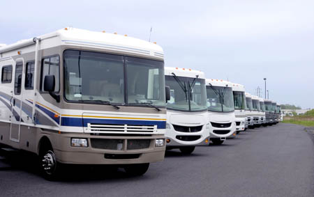 Rv and boat storage in Washington is affordable and convenient