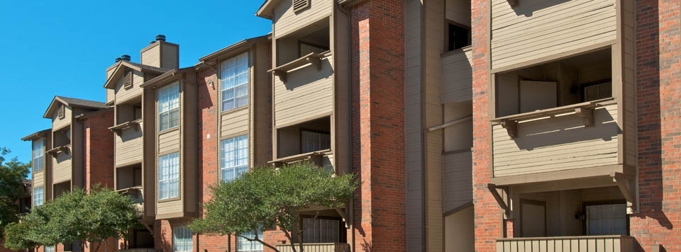 Multi level apartments in Mesquite are perfect for you and your family