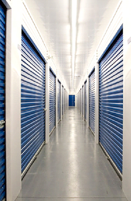 Frequently asked questions at Storage Solutions.