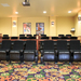Movie Theater at Lantern Crest Senior Living