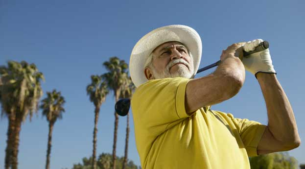 Bonita springs senior living golf