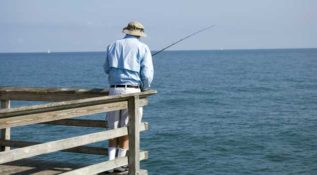 Bonita springs senior living fishing