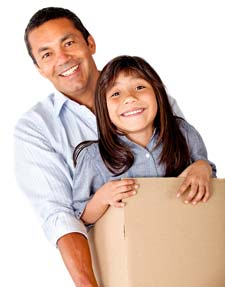 Port Charlotte storage units are easily accessible for the whole family.
