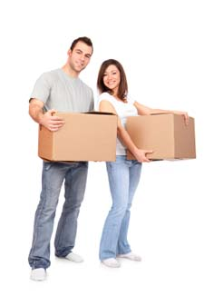 Storage units for rent in Tampa are perfect for couples on the move.
