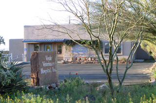 Verde veterinary hospital exterior res