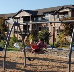 Senior apartment floor plans for The Springs at Tanasbourne senior living community in Hillsboro, OR
