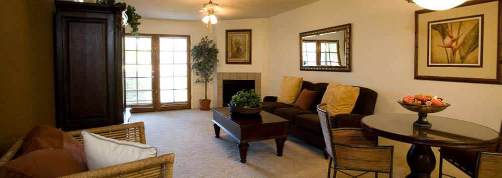 Scottsdale apartments have spacious living rooms
